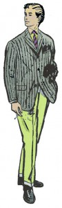 海外でまったく通用しないファッション用語:アイビー・ルック