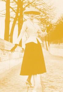 年代別『流行ファッション』物語:クリスチャン・ディオールのデビュー作品