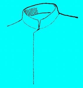 海外でまったく通用しないファッション用語:スタンド・カラー