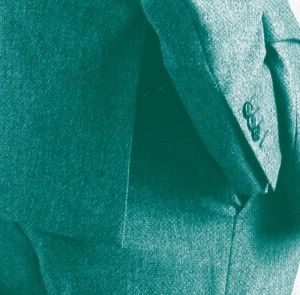 服装スタイルの「謎・不思議」: ベント(後ろの切り込み)は何のため?