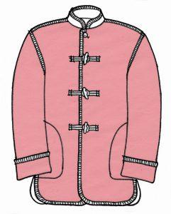 海外でまったく通用しないファッション用語:チャイナ・カラー