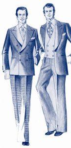 服装スタイルの「謎・不思議」: 何でディレクター・スーツというの?