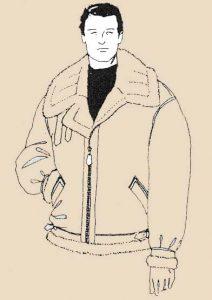 海外でまったく通用しないファッション用語:ボンバー・ジャケット