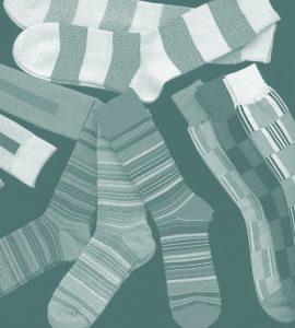 ファッション・トリビア蘊蓄学:ソックスを初めてはいたのは水戸黄門様