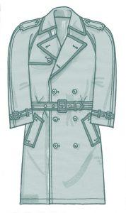 ファッション・トリビア蘊蓄学:トレンチコートは戦場から生まれた
