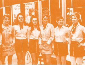 年代別『流行ファッション』物語:ツイッギーの来日でミニスカートが大流行