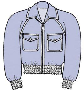 海外でまったく通用しないファッション用語:ジャンパー