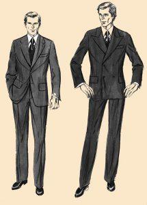 海外でまったく通用しないファッション用語:ブラック・スーツ