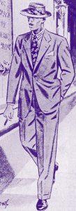 服装スタイルの「謎・不思議」: なぜターンナップのことをカブラとかマッキンというの?