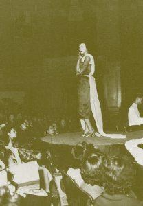 ファッション・トリビア蘊蓄学:プロのファッションモデルはこうして誕生した