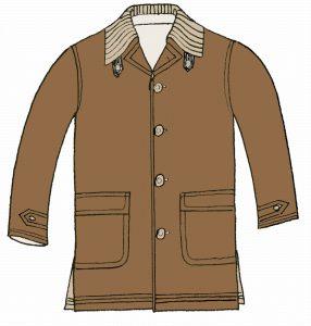 海外でまったく通用しないファッション用語:スパニッシュ・コート