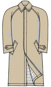 海外でまったく通用しないファッション用語:スプリング・コート