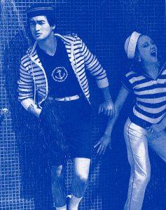年代別『流行ファッション』物語:男の子たちまでが着用したマリン・ルック