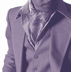 ファッション・トリビア蘊蓄学:アスコット・スカーフとアスコット・タイは違う