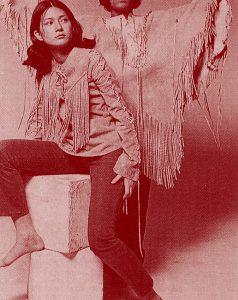 年代別『流行ファッション』物語:70年代の華となった民俗調ファッション