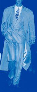 ファッション・トリビア蘊蓄学:コートは上半身に着るものの意