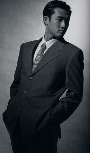 ファッション・トリビア蘊蓄学:男のダークスーツはボウ・ブランメルから始まった