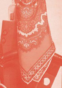 ファッション・トリビア蘊蓄学:ハンカチが正方形になったのはマリー・アントワネットのわがままから