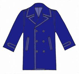 海外でまったく通用しないファッション用語:ピー・コート