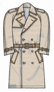 海外でまったく通用しないファッション用語:ウエザー・コート