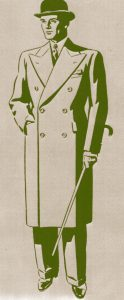 ファッション・トリビア蘊蓄学:シルエットは人の名前から生まれた