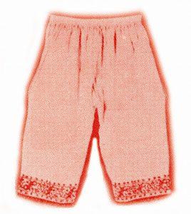 ファッション・トリビア蘊蓄学:ズロースを初めてはいたのは日本赤十字社の看護婦だった