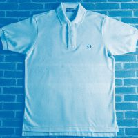 ファッション・トリビア蘊蓄学:ポロシャツは本来「丸首」だった