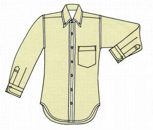 海外でまったく通用しないファッション用語:ワイシャツ