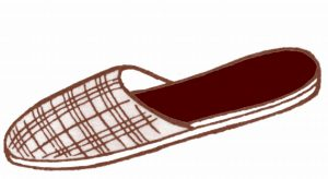 ファッション・トリビア蘊蓄学:スリッパを発明したのは日本人だった