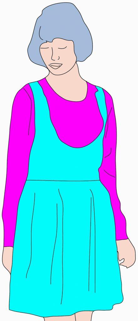 海外でまったく通用しないファッション用語:ジャンパー・スカート