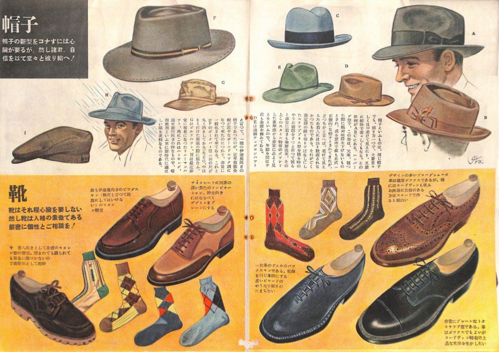 『男子專科』創刊号(昭和25年(1950年))より