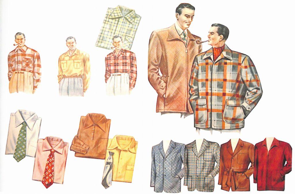 50〜60年代に流行したジャケット・スタイル:ファンシー・ジェケットいろいろ
