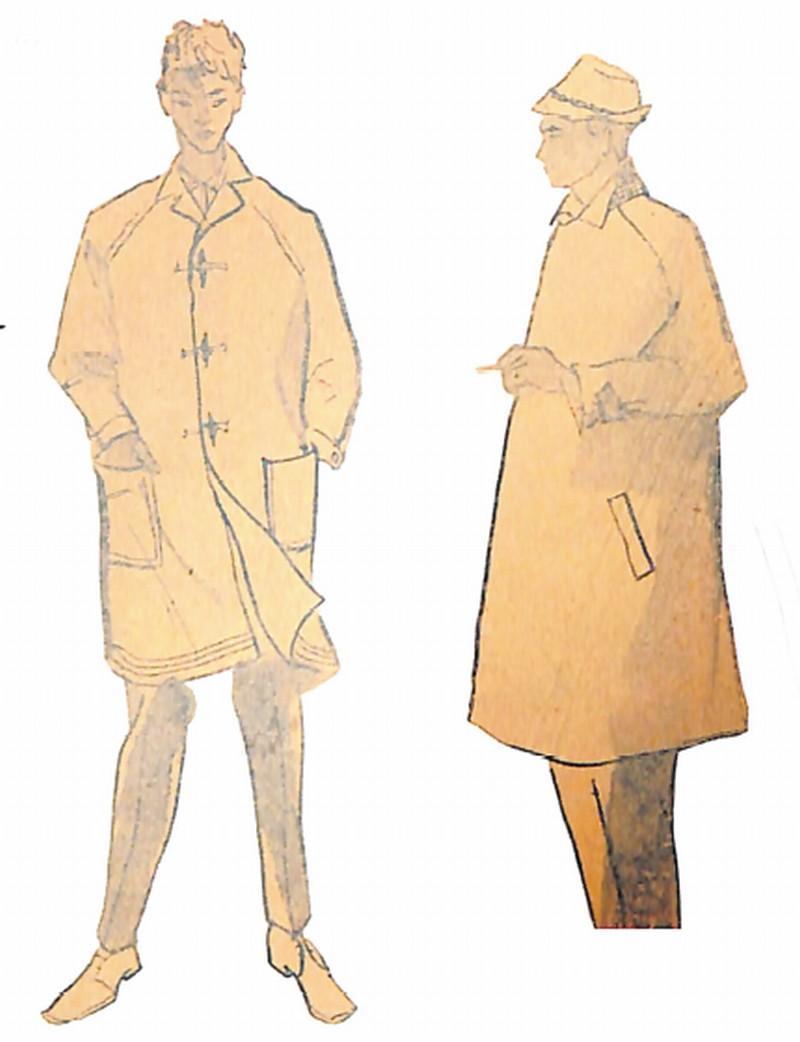 50〜60年代に流行したコート・スタイル:ダスターコート&ダッフルコート