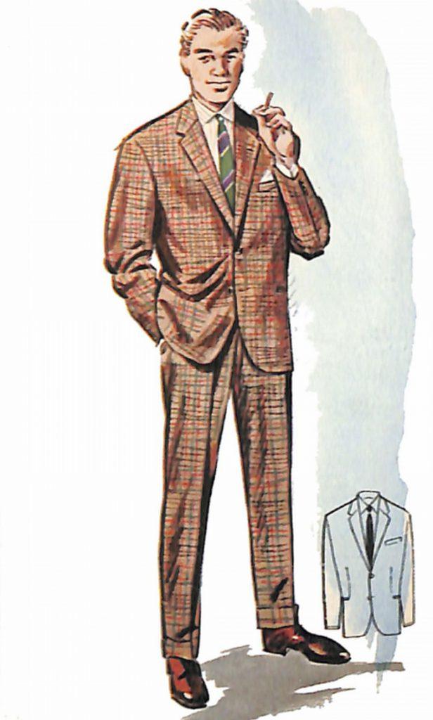 50〜60年代に流行したスーツ・スタイル:'60sニューモデルスーツ(1)