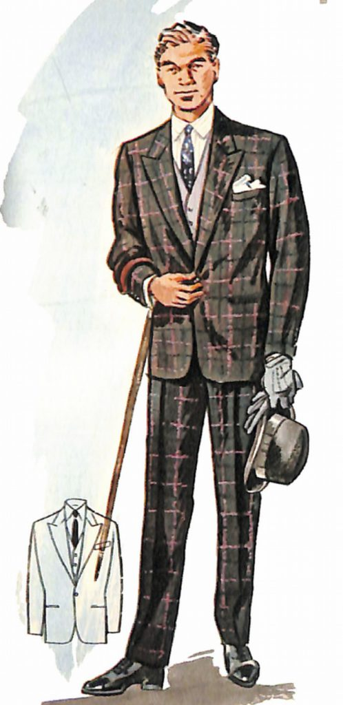 50〜60年代に流行したスーツ・スタイル:'60sニューモデルスーツ(4)