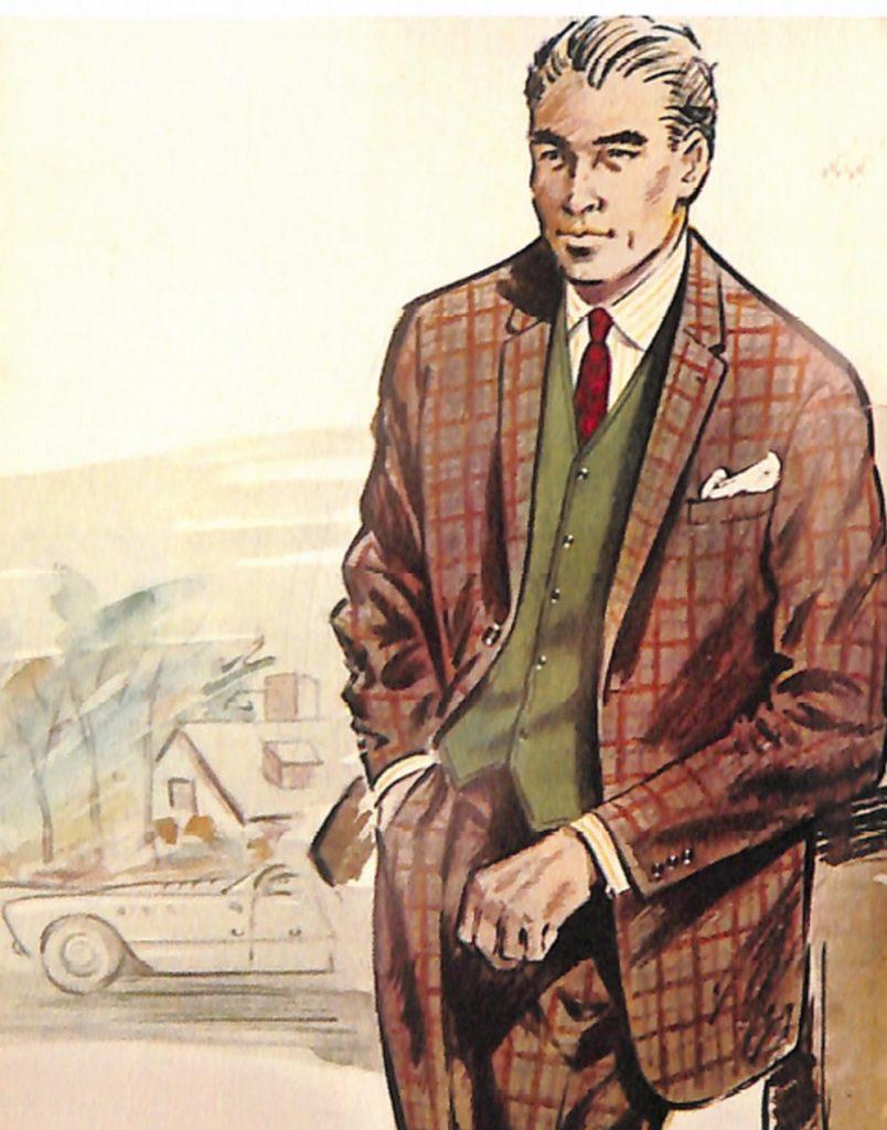 50〜60年代に流行したスーツ・スタイル:新感覚のスポーツスーツ