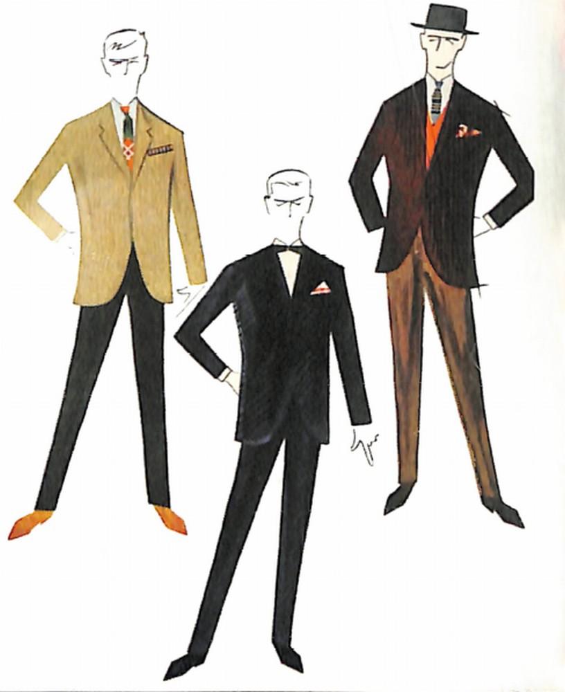 50〜60年代に流行した配色スタイル:3つのトップカラー