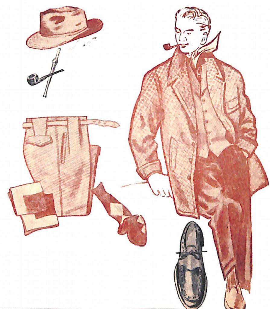 50〜60年代に流行したジャケット・スタイル:軽快なジャケットコート