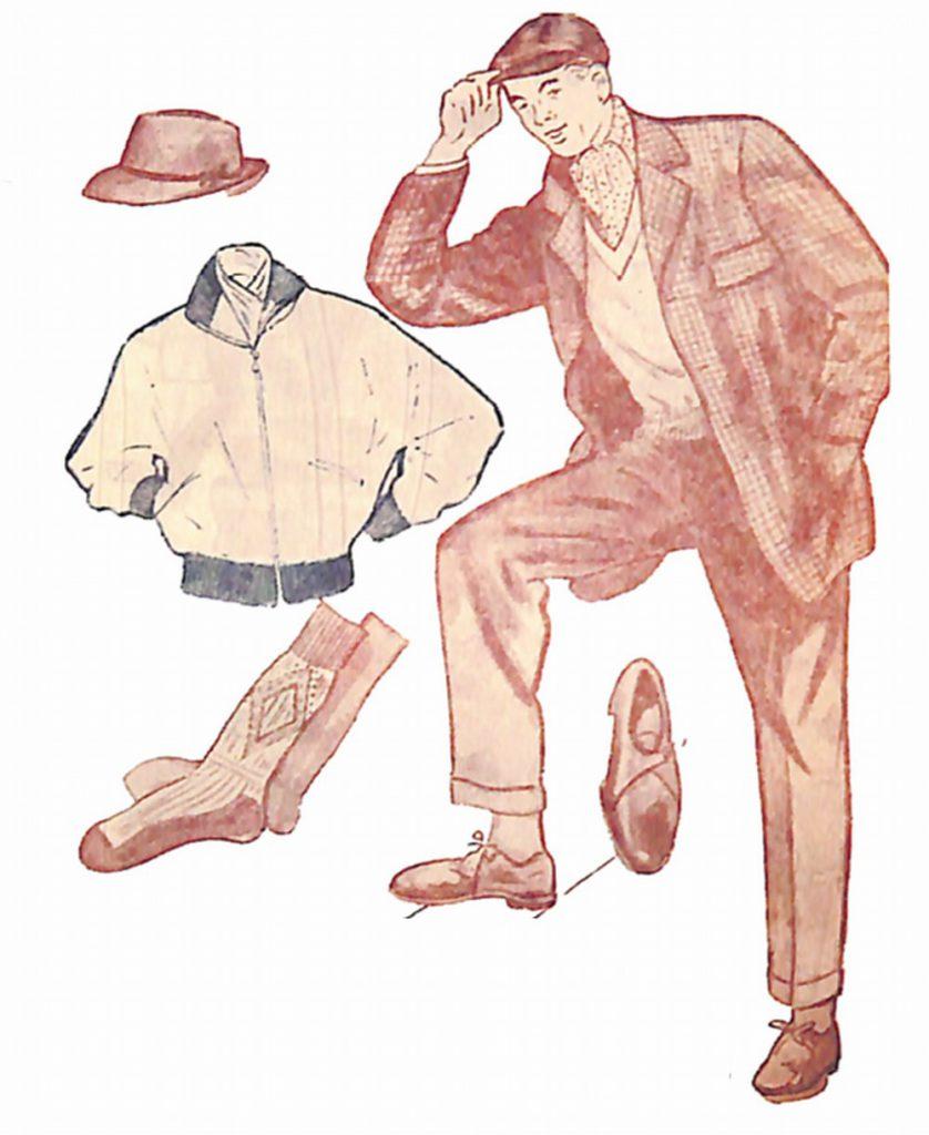 50〜60年代に流行したジャケット・スタイル:カジュアルスタイルのジャケット