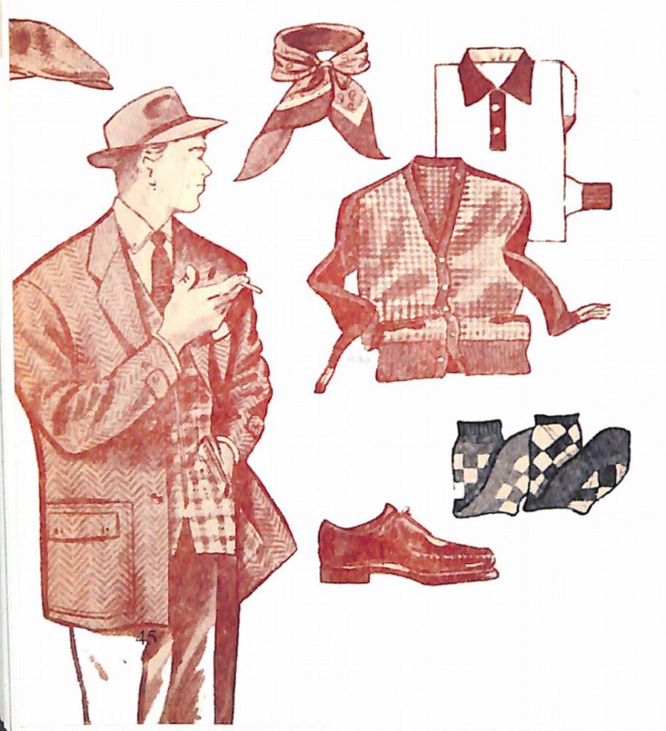 50〜60年代に流行したジャケット・スタイル:街着にも向くスポーツジャケット