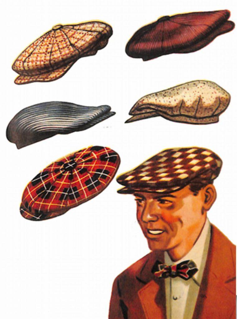 50〜60年代に流行したアクセサリー・スタイル:ハンチング6種