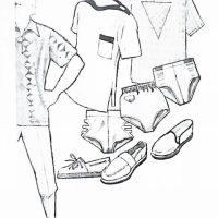 50〜60年代に着こなしスタイル:ビーチウェアとアクセサリー