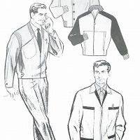 50〜60年代に着こなしスタイル:ビジネスジャンパーとビジネスジャケット