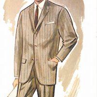 50〜60年代に流行したスーツ・スタイル:本格的なアイビースーツ