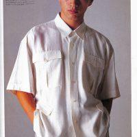 おしゃれシャツを着る:ハード感覚のサファリ・タイプ・シャツ思い切りアーバン・サファリしたい