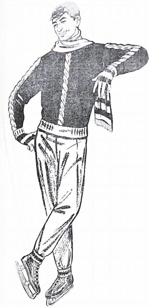 50〜60年代に流行したニット&シャツ・スタイル:スケータースタイル
