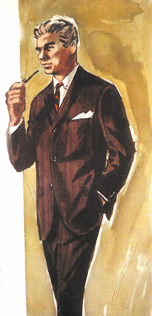 50〜60年代に流行したスーツ・スタイル:1962年のアイビースーツ
