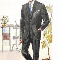 50〜60年代に流行したスーツ・スタイル:BMルックと呼ばれるスーツ