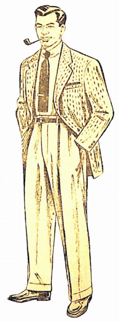 50〜60年代に流行したジャケット・スタイル:ツイードのスポーツジャケット