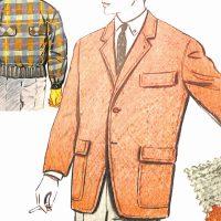 50〜60年代に流行したジャケット・スタイル:57年冬のスポーツジャケット